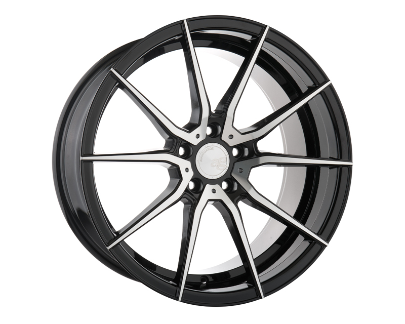 Avant Garde M652-MB888199515 M652 Black Machined Wheel 19x9.5 BLANK 15mm
