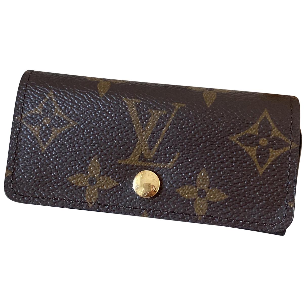 Llavero de Lona Louis Vuitton