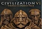 Sid Meiers Civilization VI - Vikings Scenario Pack DLC Steam CD Key