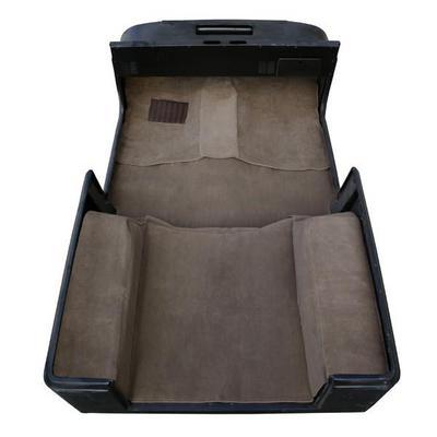 Rugged Ridge Deluxe Carpet Kit (Honey) - 13691.10
