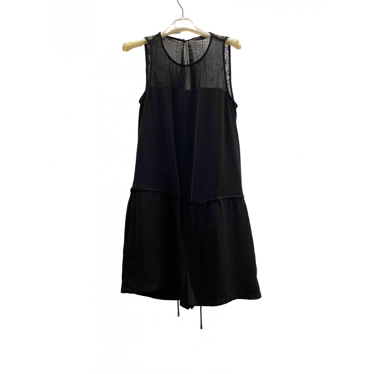 Zara \N Jumpsuit in  Schwarz Polyester