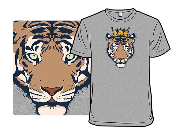 Tiger King T Shirt