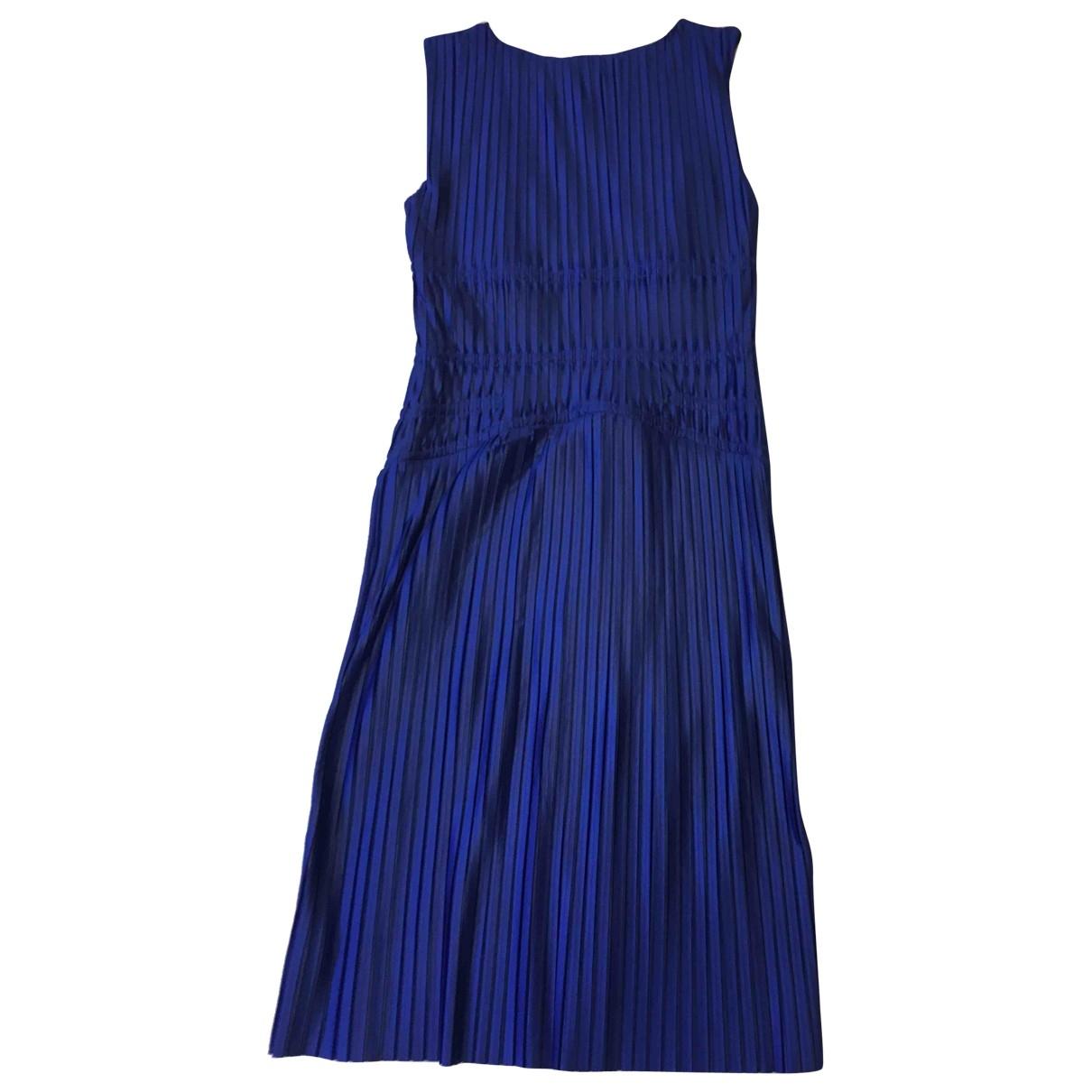 La Perla \N Kleid in  Blau Seide