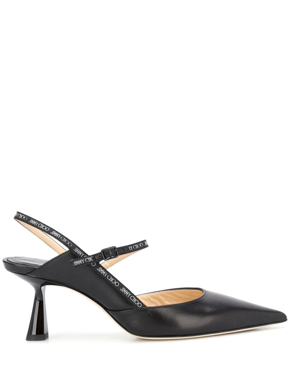 Ray Leather Slingback Pumps
