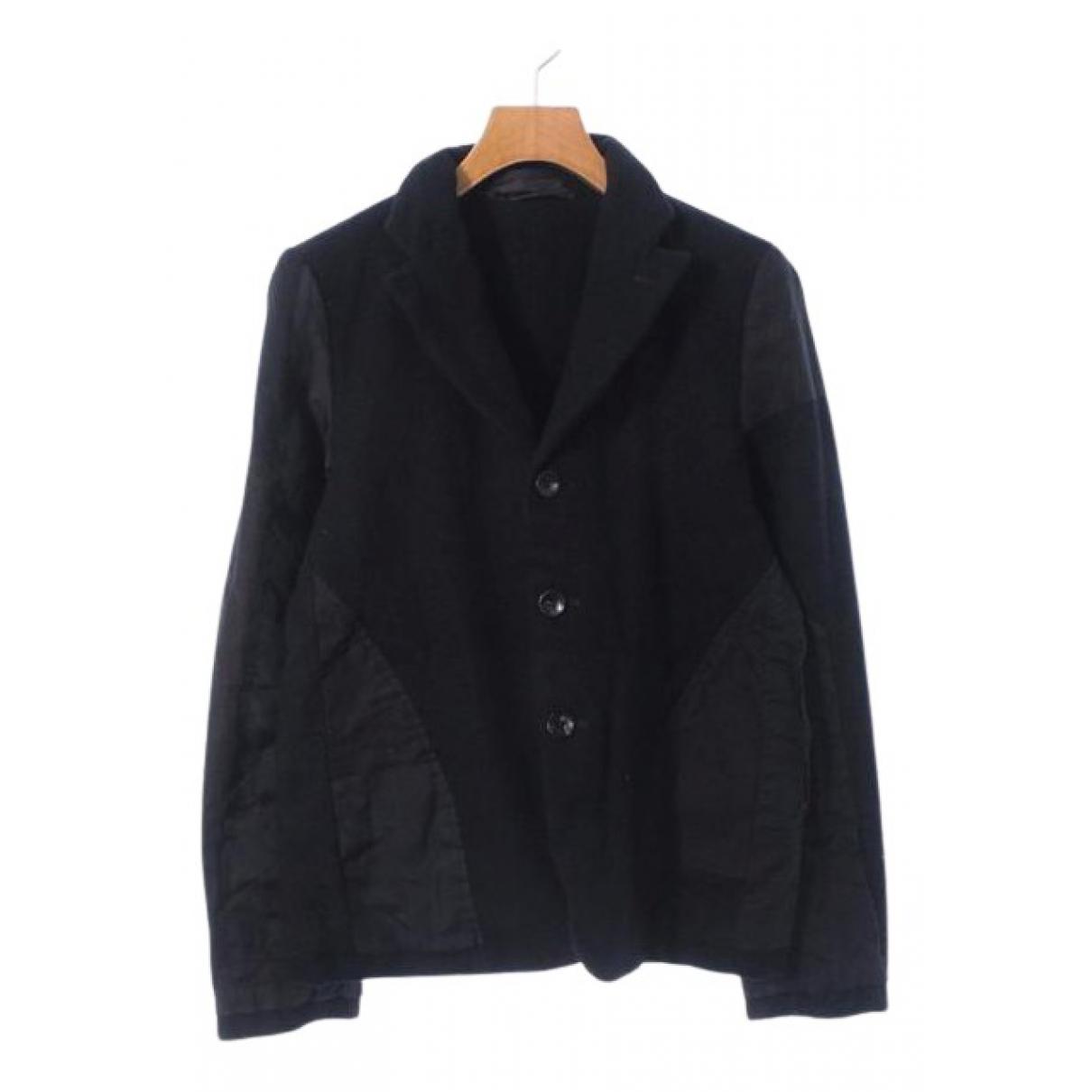 Comme Des Garcons N Black Wool jacket for Women XS International