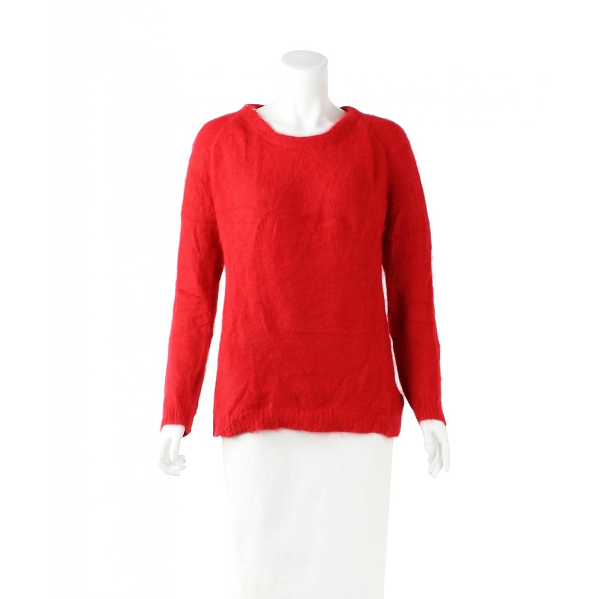 Iro \N Red Wool Knitwear for Women M