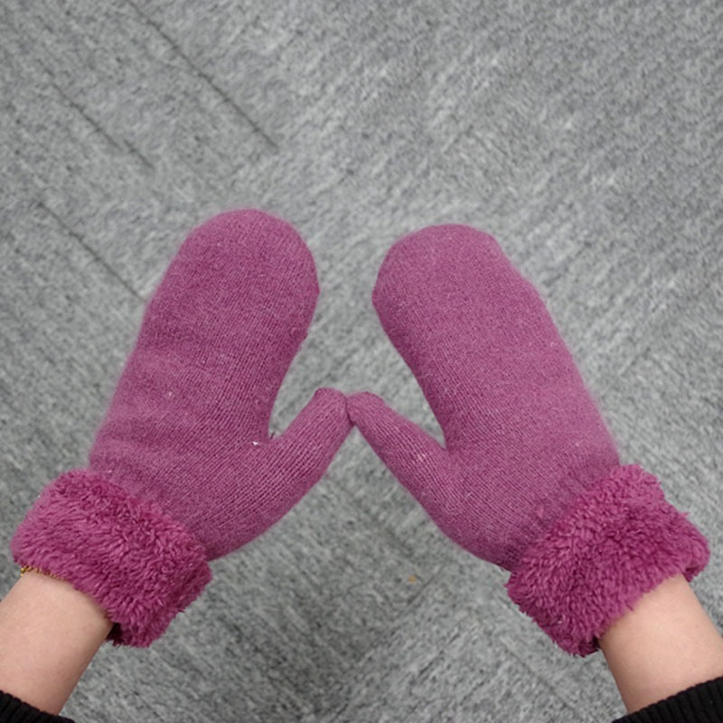 Ericdress Simple Womens Gloves