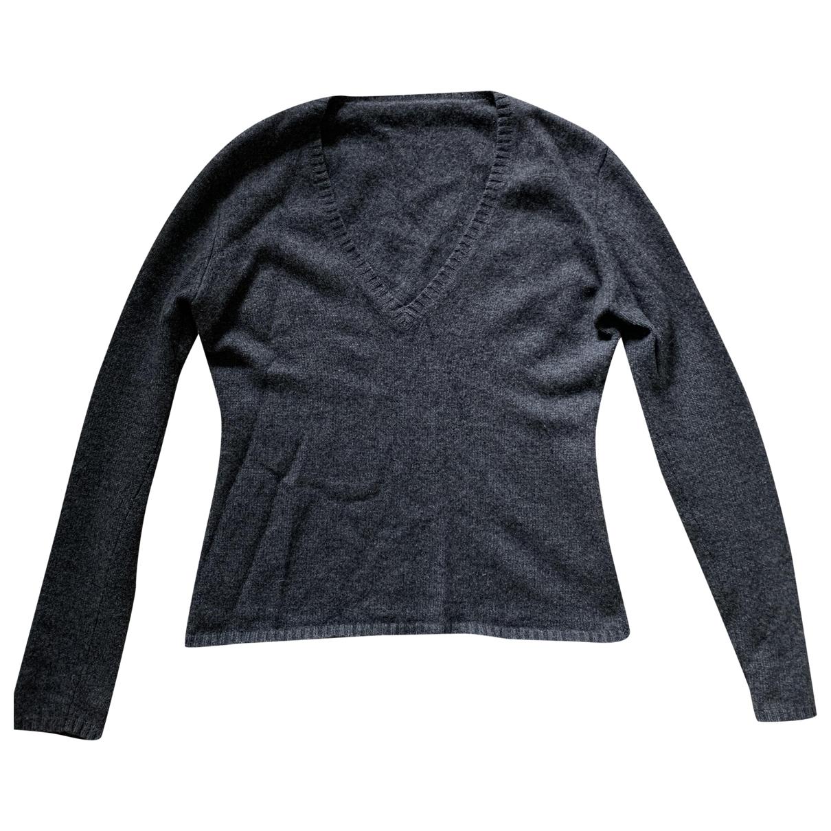 Strenesse - Pull   pour femme en cachemire - gris