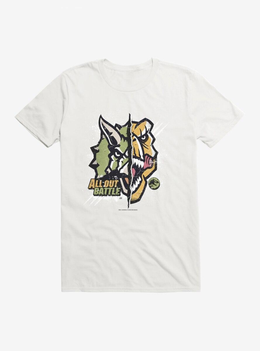Jurassic World All Out Battle T-Shirt