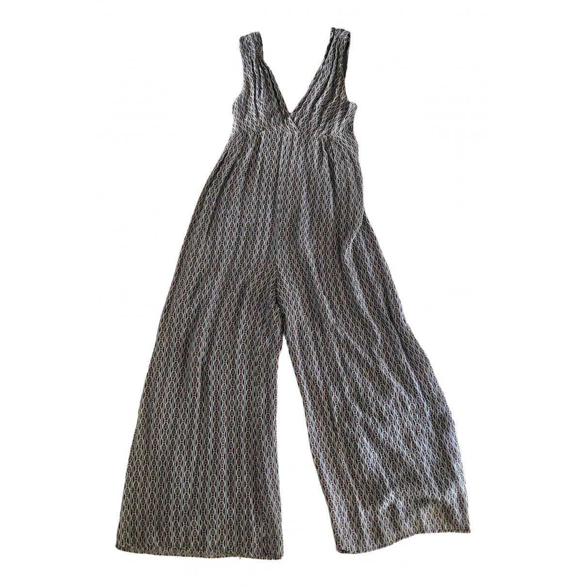 Pinko - Combinaison   pour femme en soie - multicolore