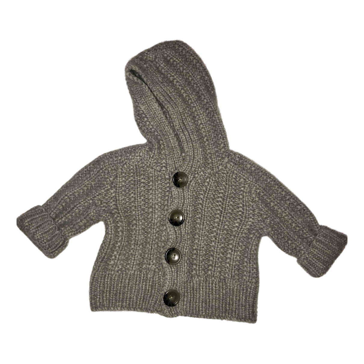 Banana Republic N Grey Cashmere Knitwear for Kids 3 months - up to 60cm FR