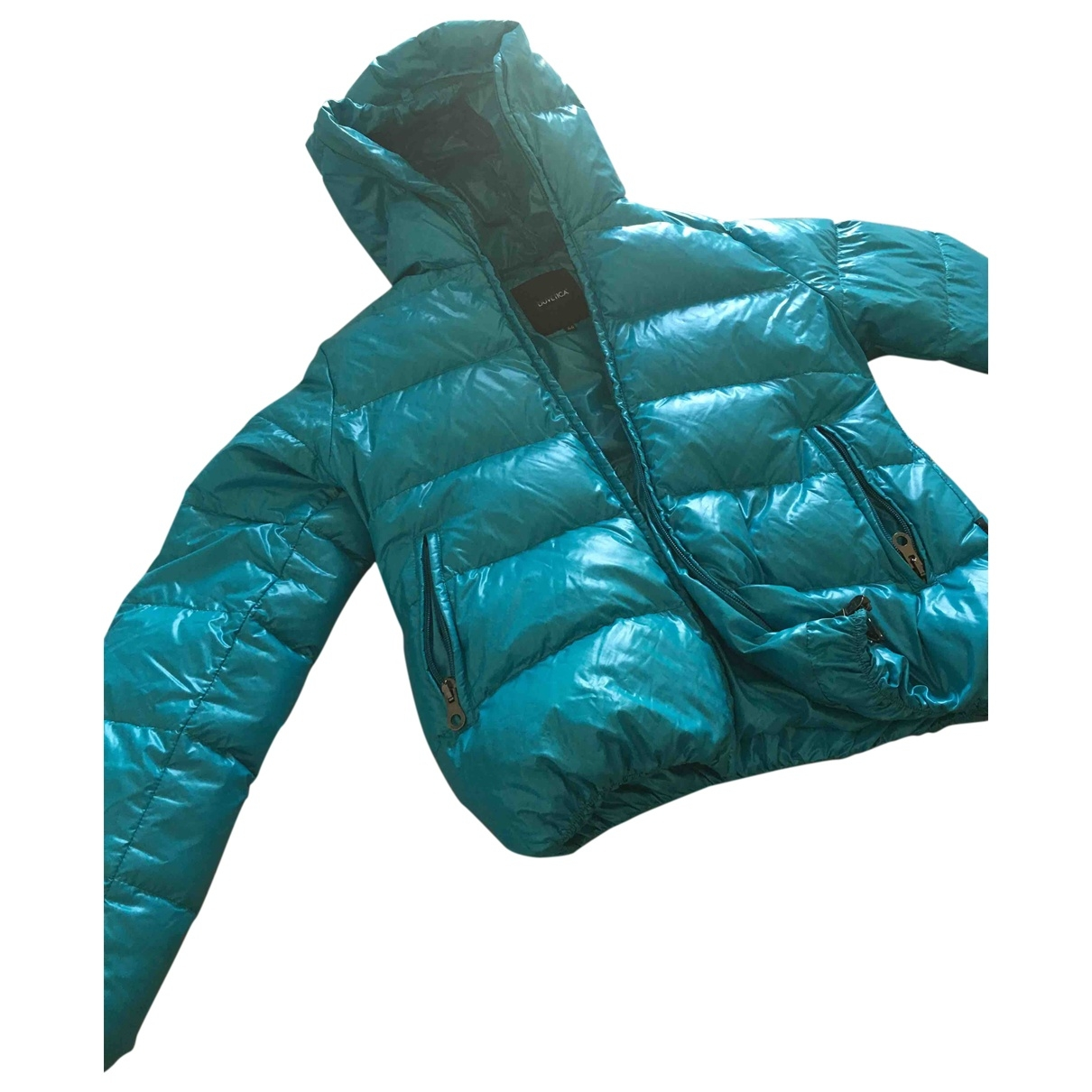Duvetica \N Turquoise jacket for Women 44 IT