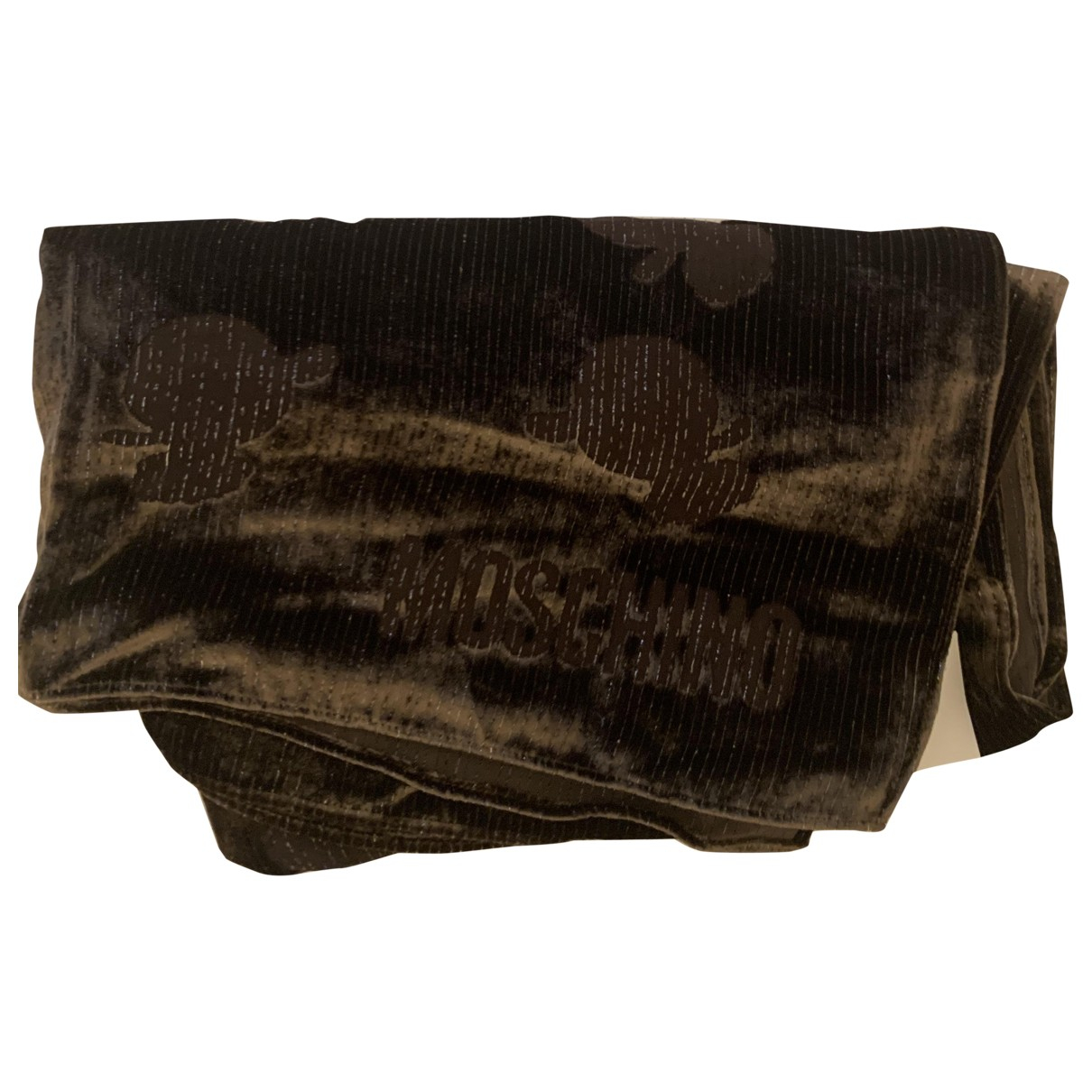 Moschino \N Brown scarf for Women \N