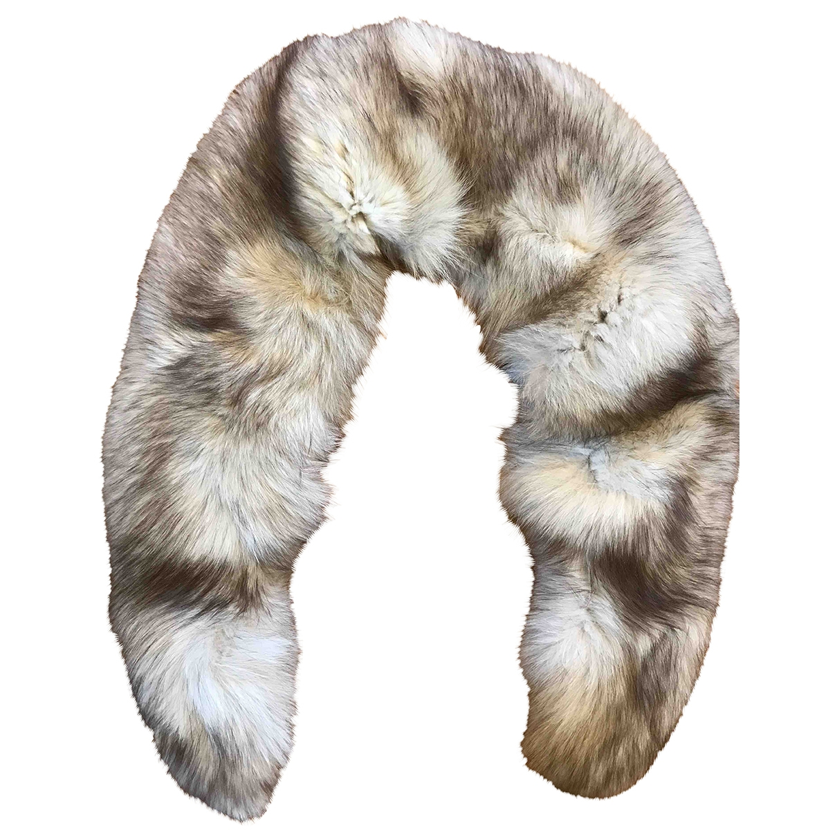Pellicciai \N Silver Fox scarf for Women \N