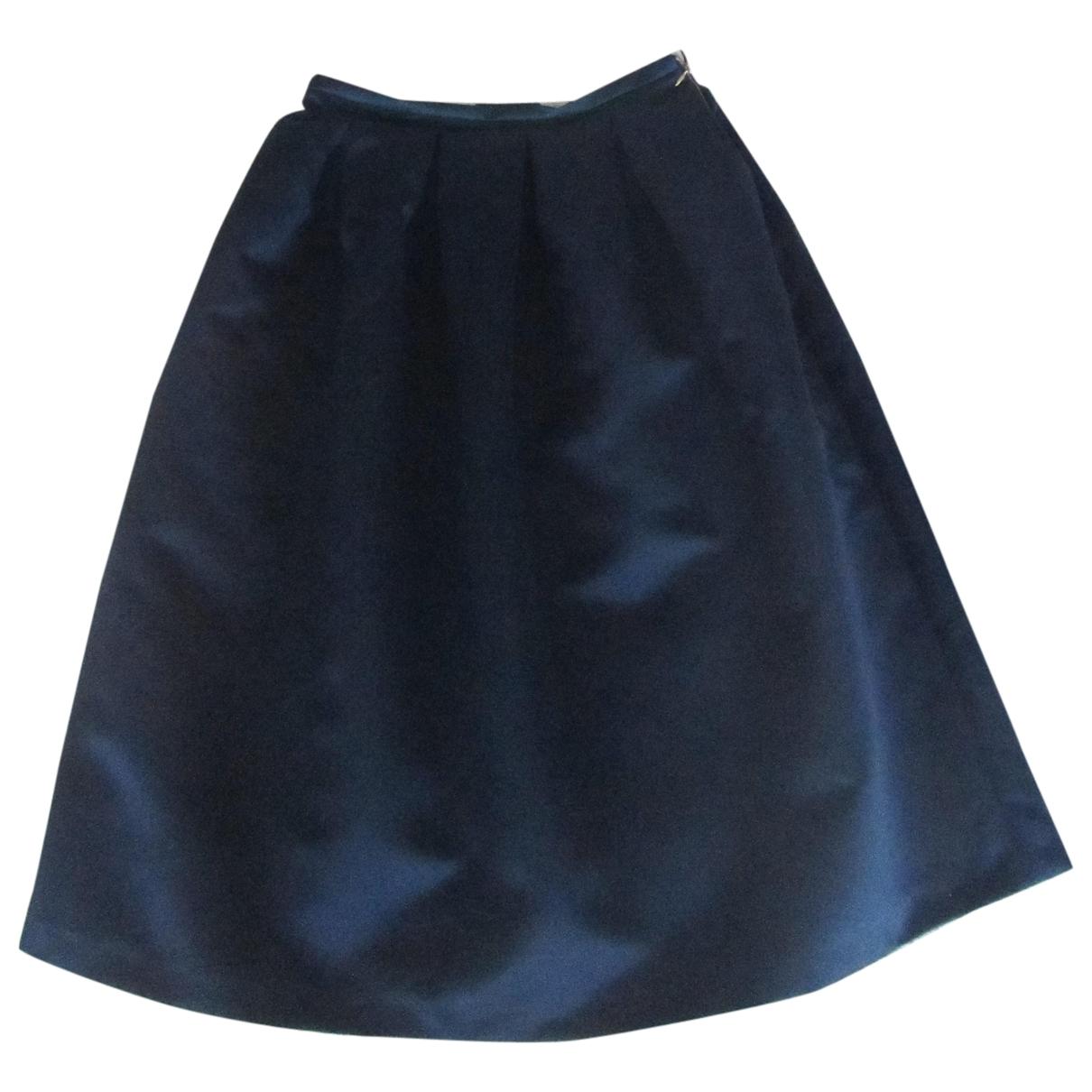 Falda midi Rochas