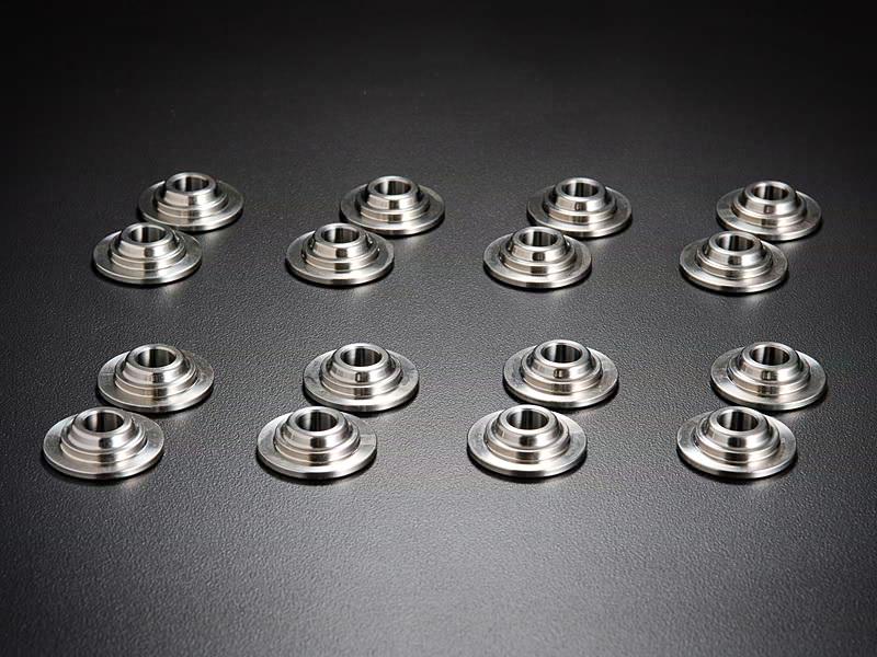 JUN 1005M-N005 Titanium Valve Retainers Type 1 Nissan RB26DETT