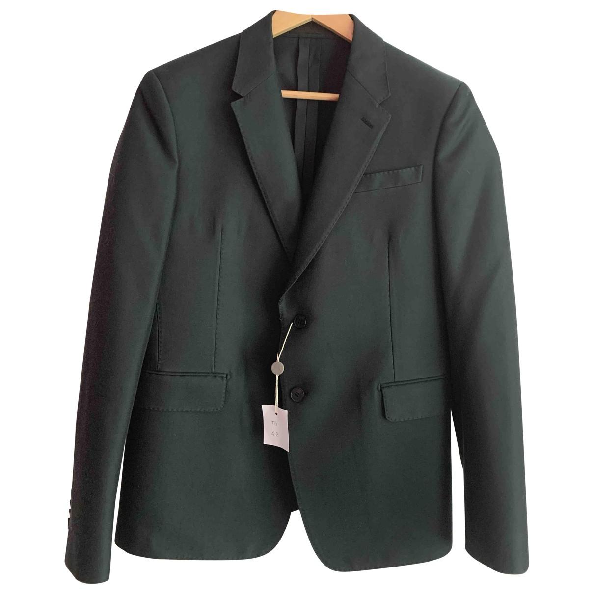 Valentino Garavani - Vestes.Blousons   pour homme en laine - vert