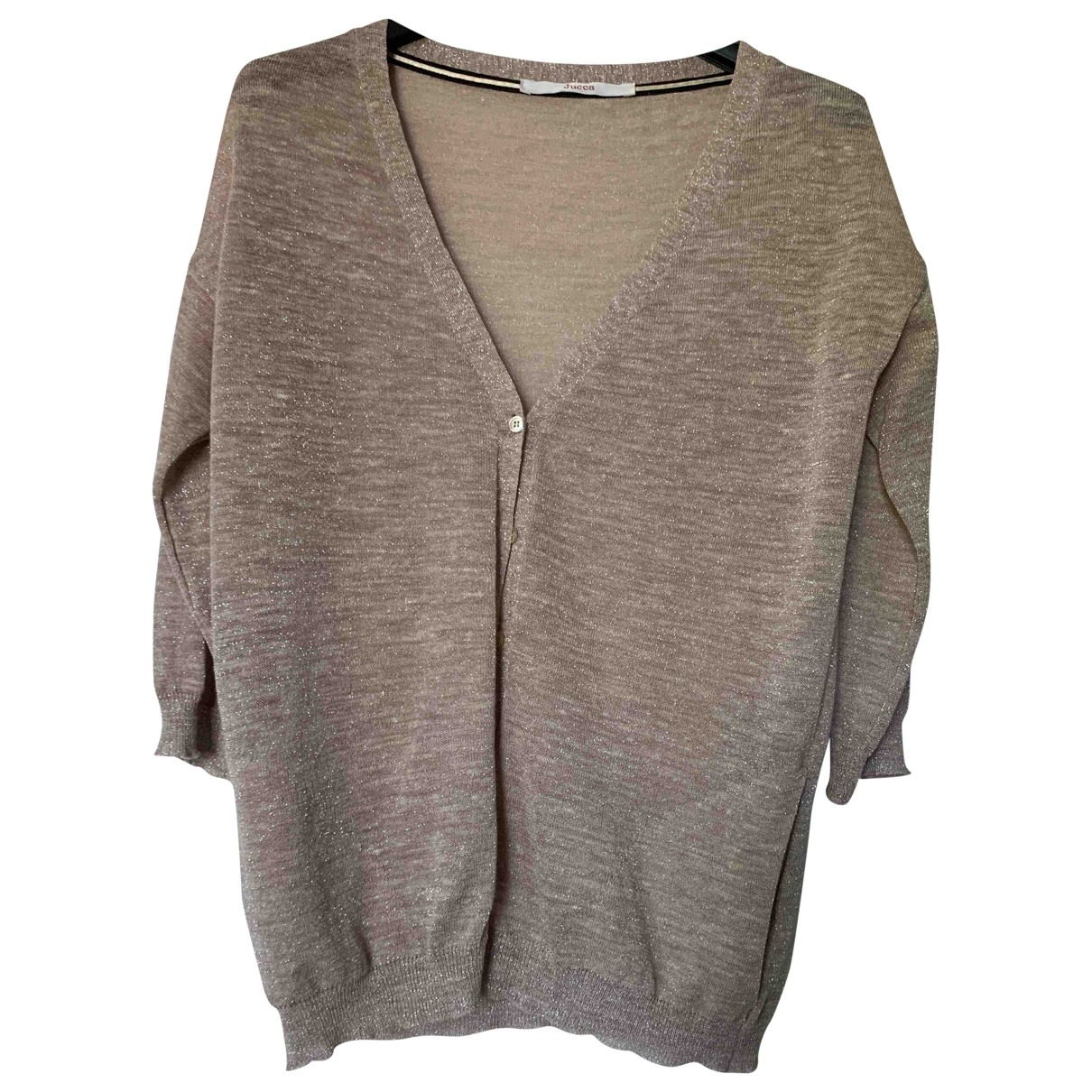 Jucca \N Pullover in  Beige Polyester