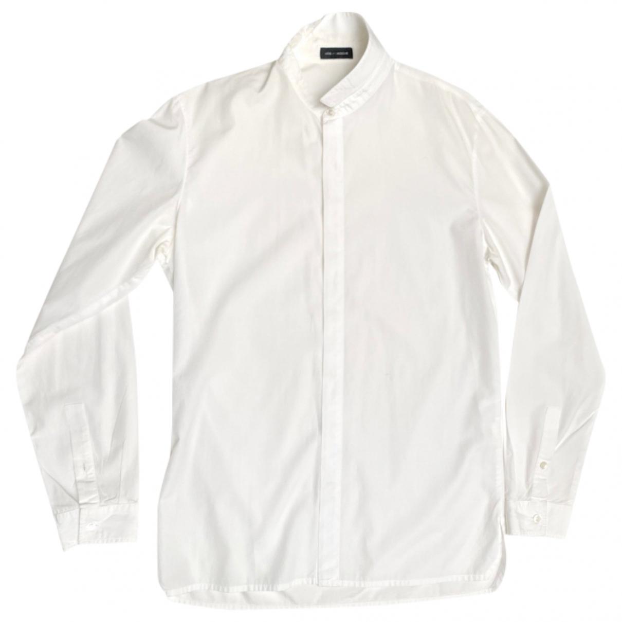 Kris Van Assche \N Hemden in  Weiss Baumwolle
