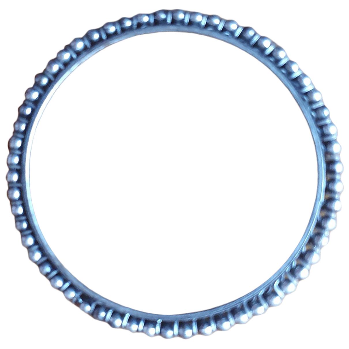 Massimo Dutti \N Armband in  Silber Metall