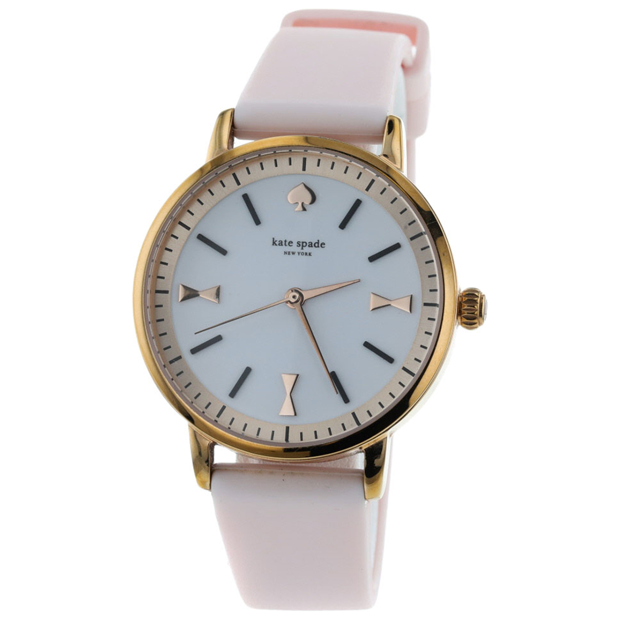Kate Spade \N Pink Steel watch for Women \N