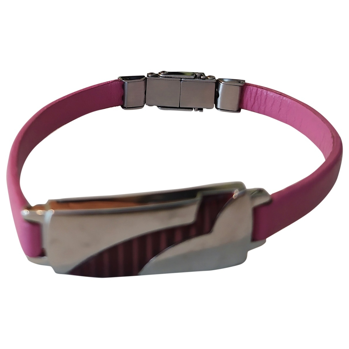 - Bracelet   pour femme en acier - rose