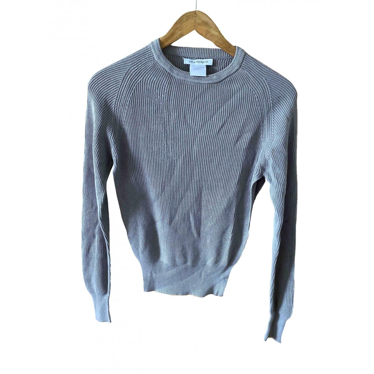 J.w. Anderson \N Ecru Cotton Knitwear for Women 8 UK