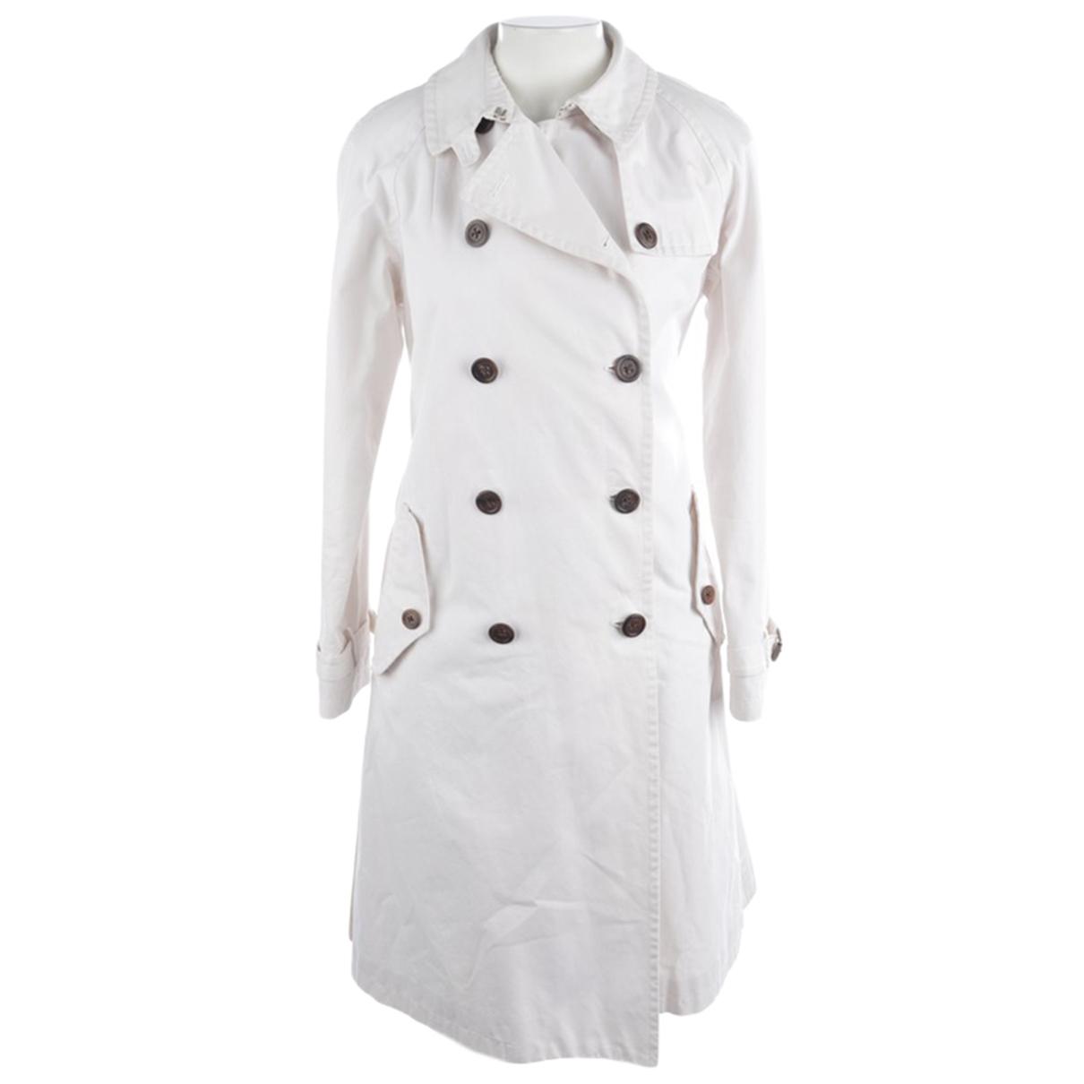 Marc Jacobs - Veste   pour femme en coton - blanc
