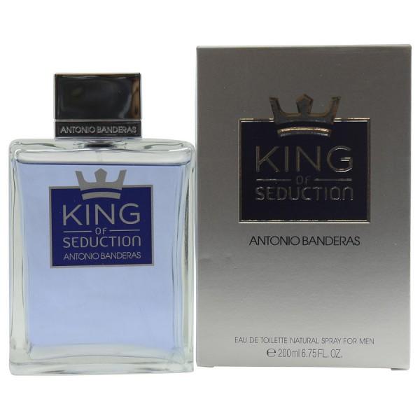 King Of Seduction - Antonio Banderas Eau de toilette en espray 200 ml