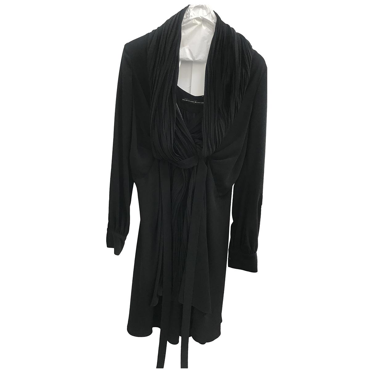 Balenciaga \N Black dress for Women 38 FR