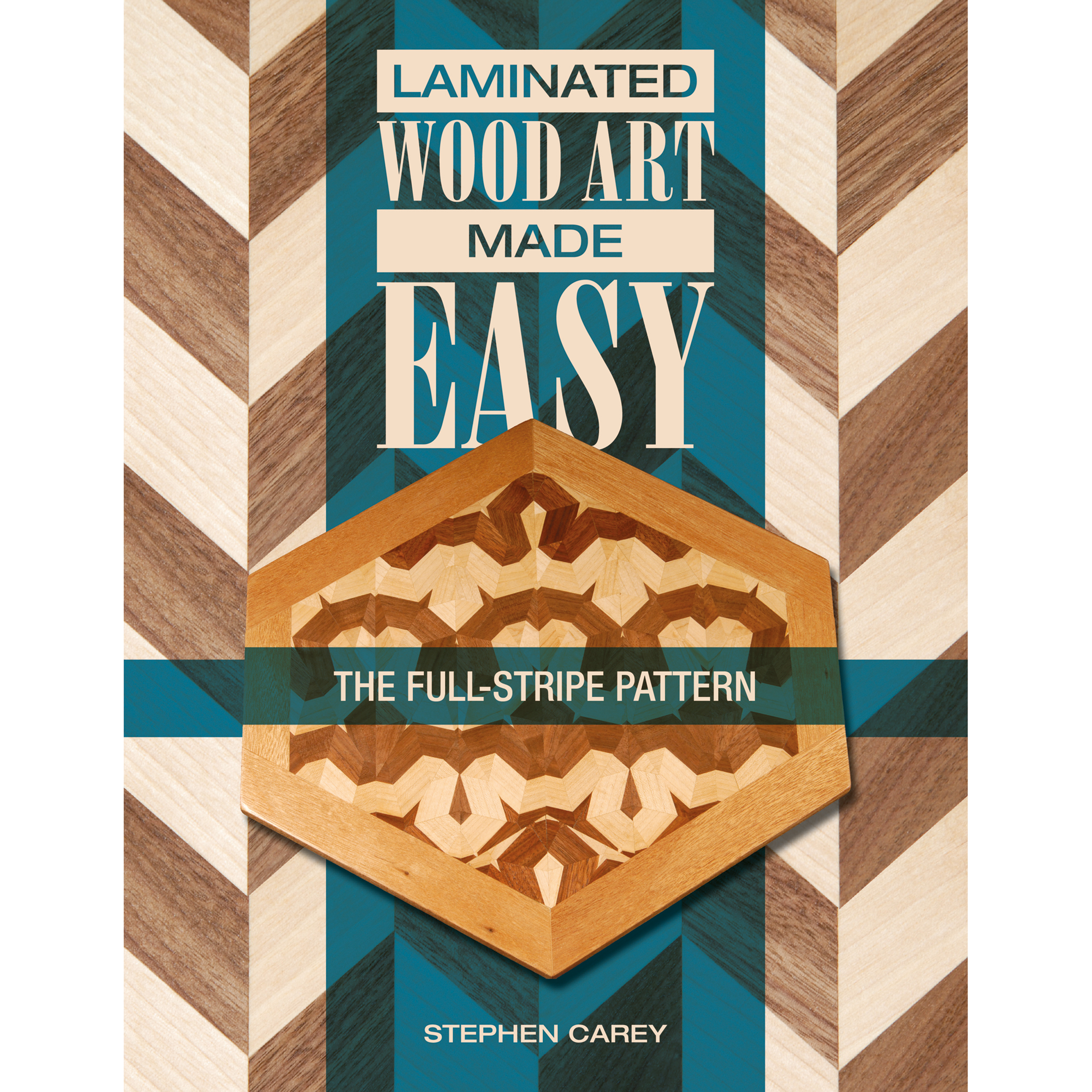 Laminated Wood Art Made Easy: The Full-Stripe Pattern