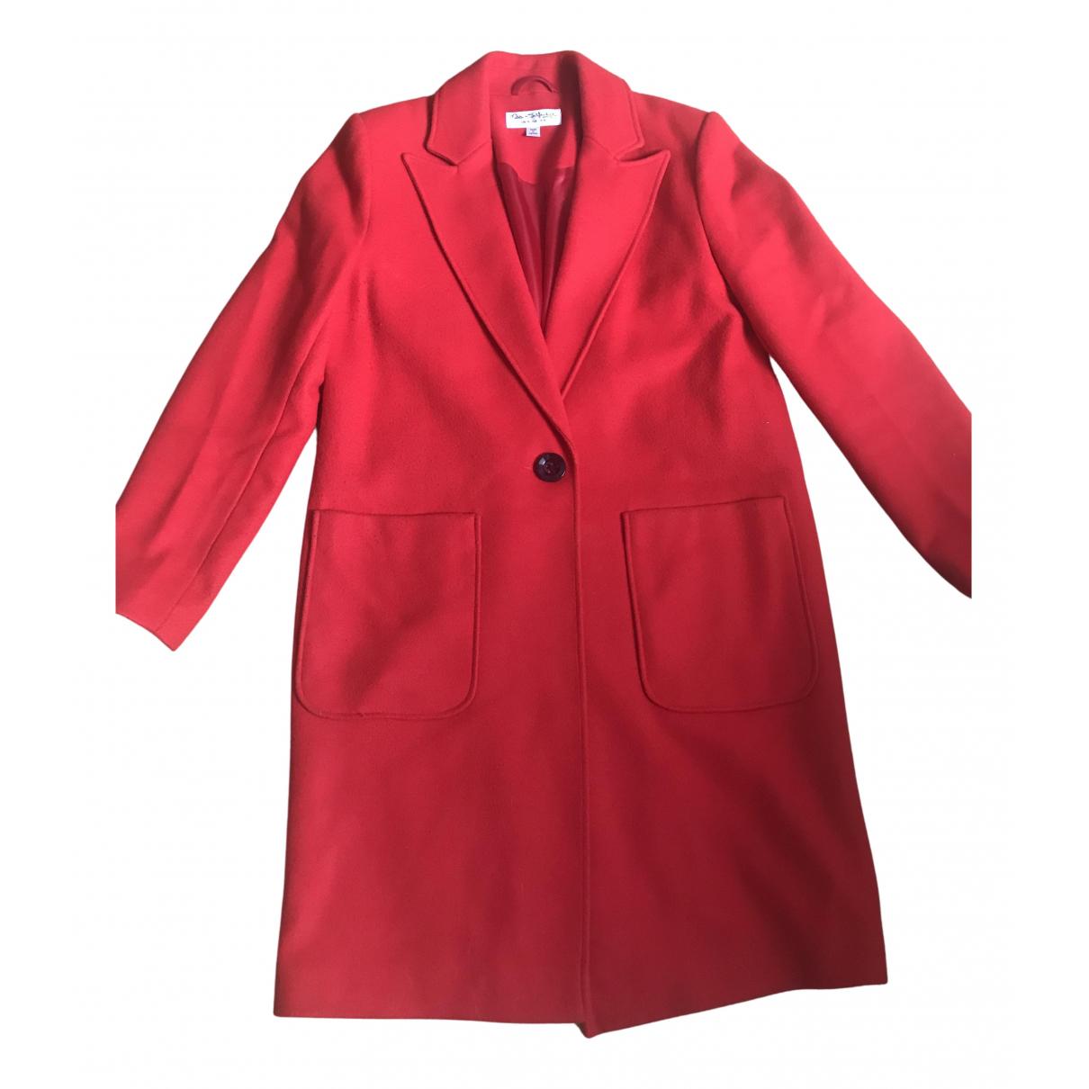 Miss Selfridge - Manteau   pour femme - rouge