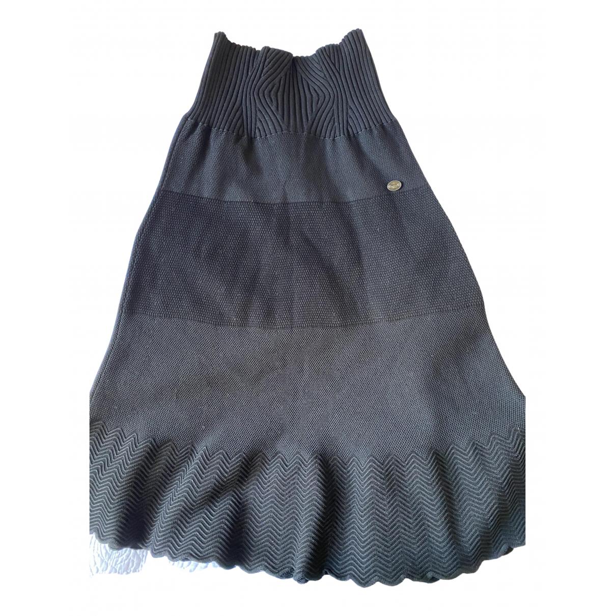 Chanel N Black skirt for Women 34 FR
