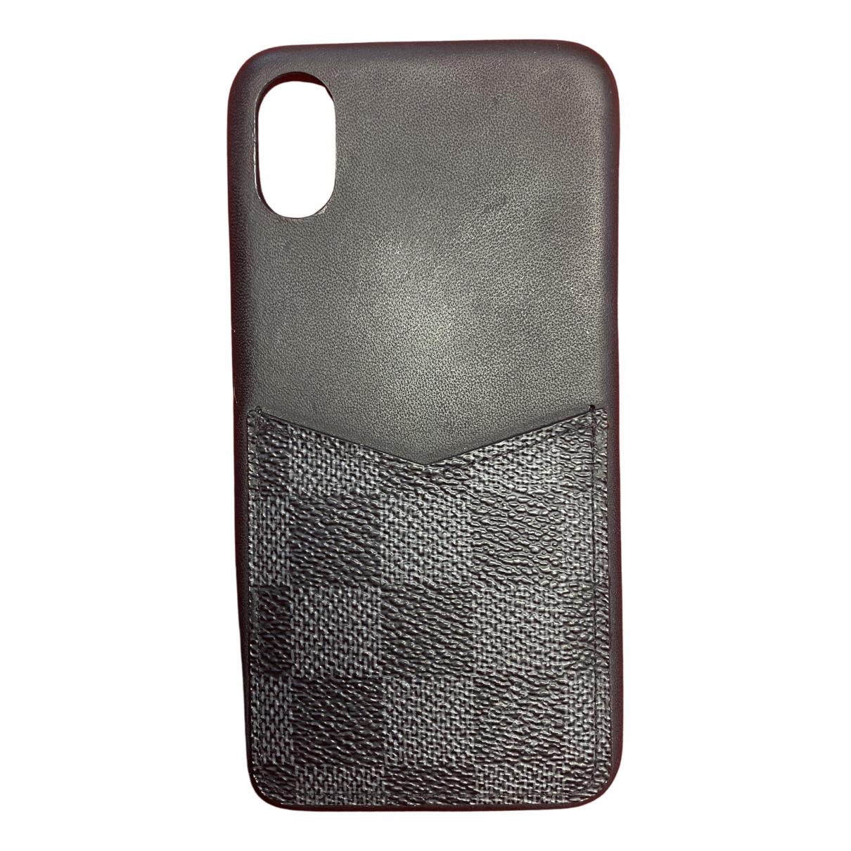 Funda iphone de Cuero Louis Vuitton