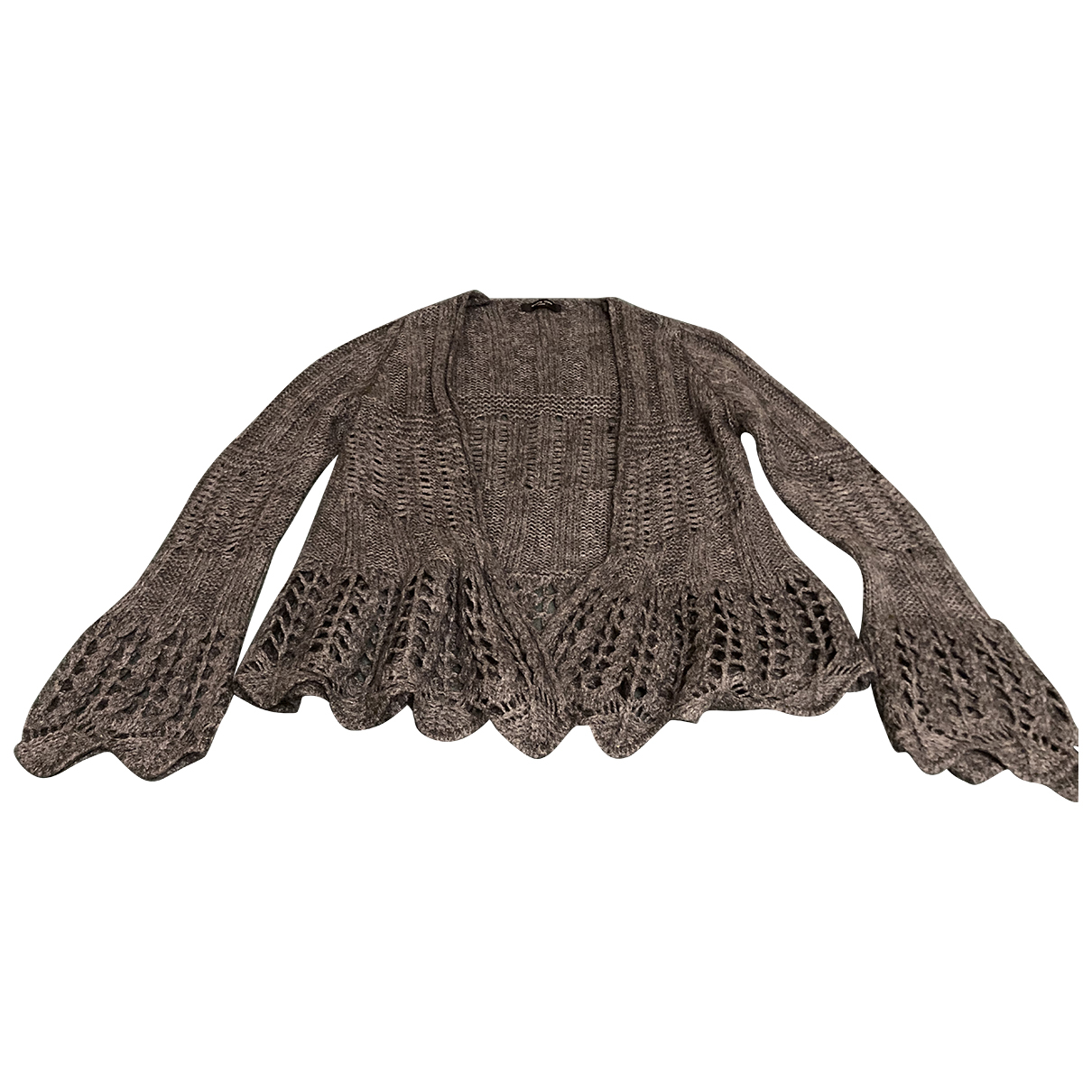 Autre Marque N Grey Knitwear for Women One Size International