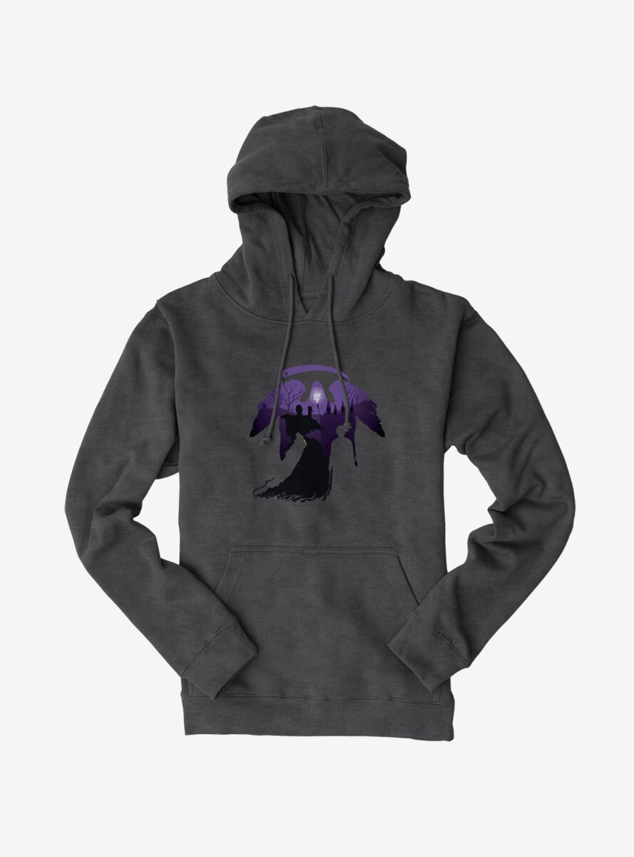 Harry Potter Death Eaters Silhouette Hoodie