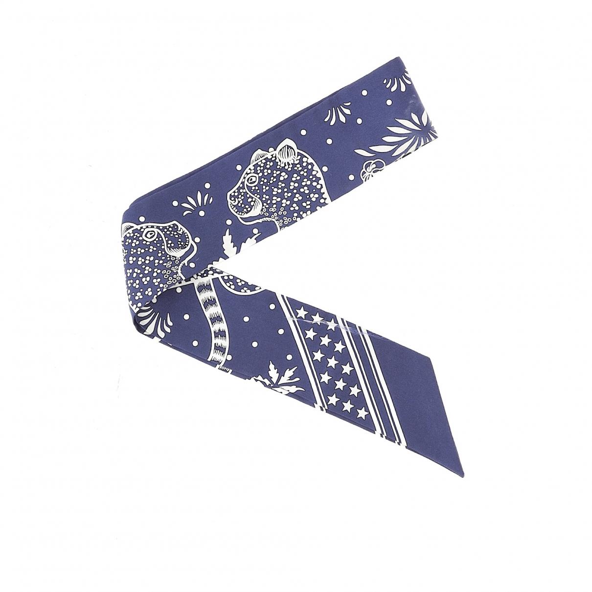 Hermès N Multicolour Silk scarf for Women N