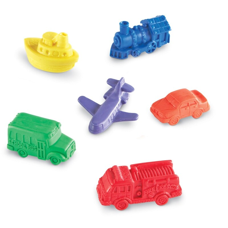 Learning resources counters mini-motors 72-pk 0190