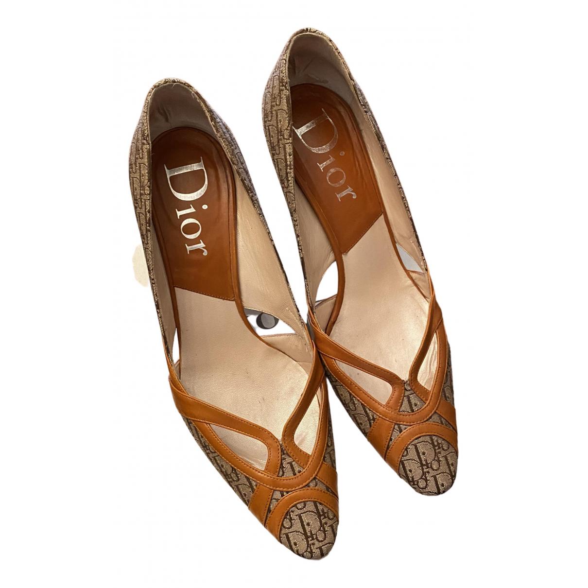 Dior N Cloth Heels for Women 39.5 EU