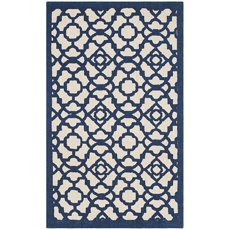 Safavieh Doroteja Geometric Rug, One Size , Blue