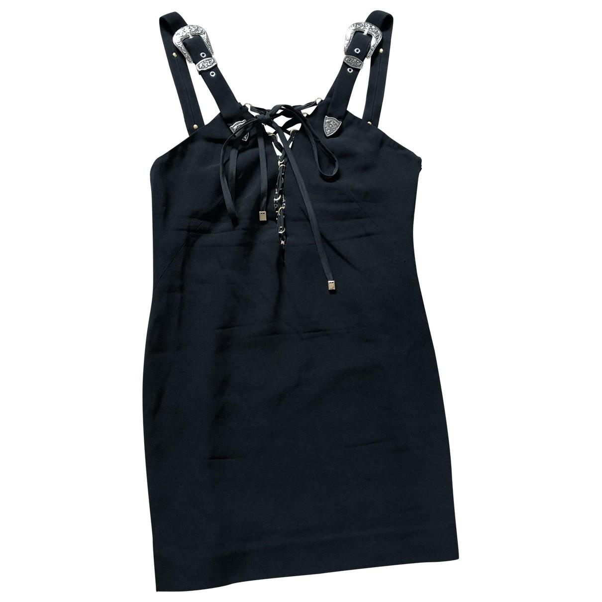 Fausto Puglisi \N Black dress for Women 38 IT