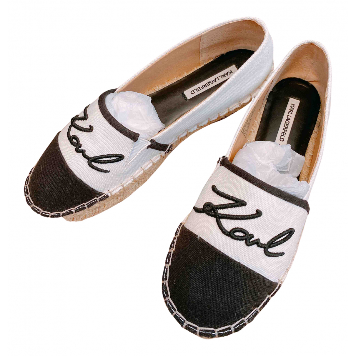 Karl Lagerfeld N Cloth Sandals for Women 37 EU
