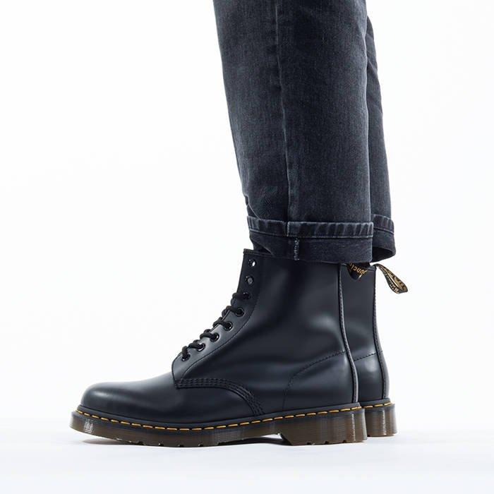 Boots homme Dr. Martens 1460 Black 11822006