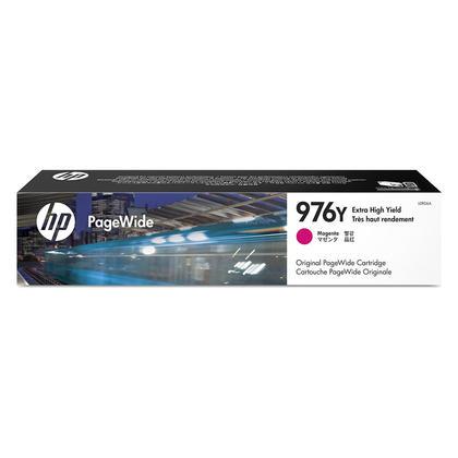 HP 976Y L0R06A cartouche d'encre PageWide originale magenta extra haute capacite