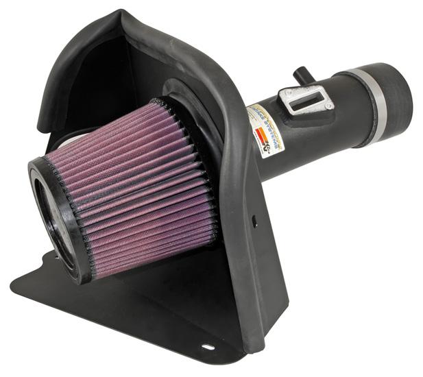 K&N 69-7062TTK Performance Air Intake System Nissan Altima 2007-2012 3.5L V6