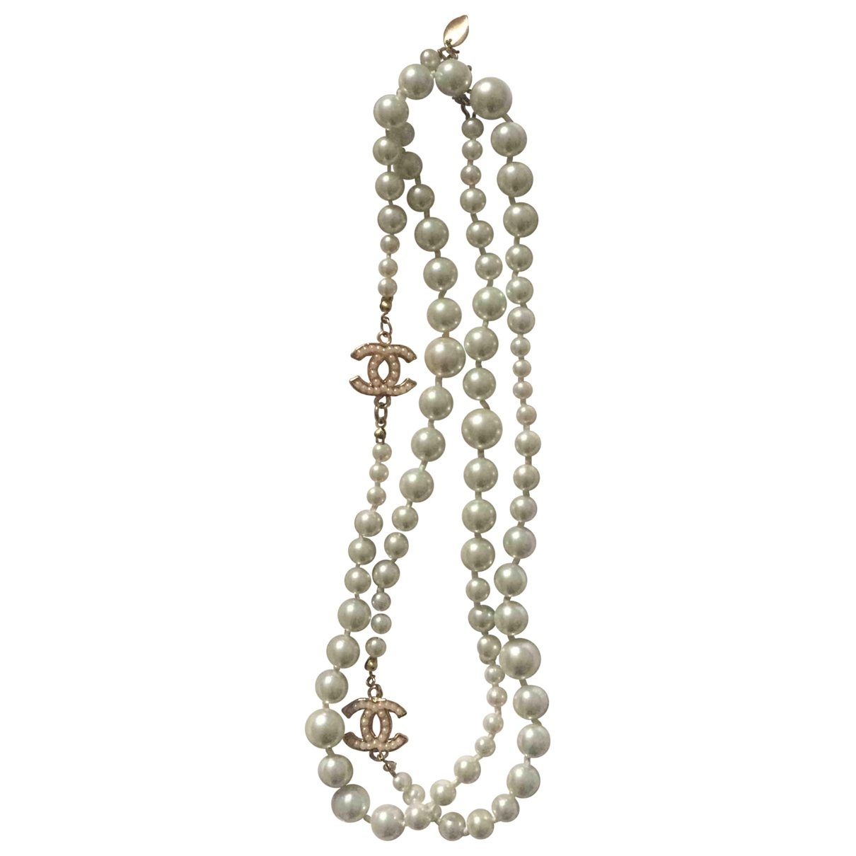 Chanel CC Pearl necklace for Women \N
