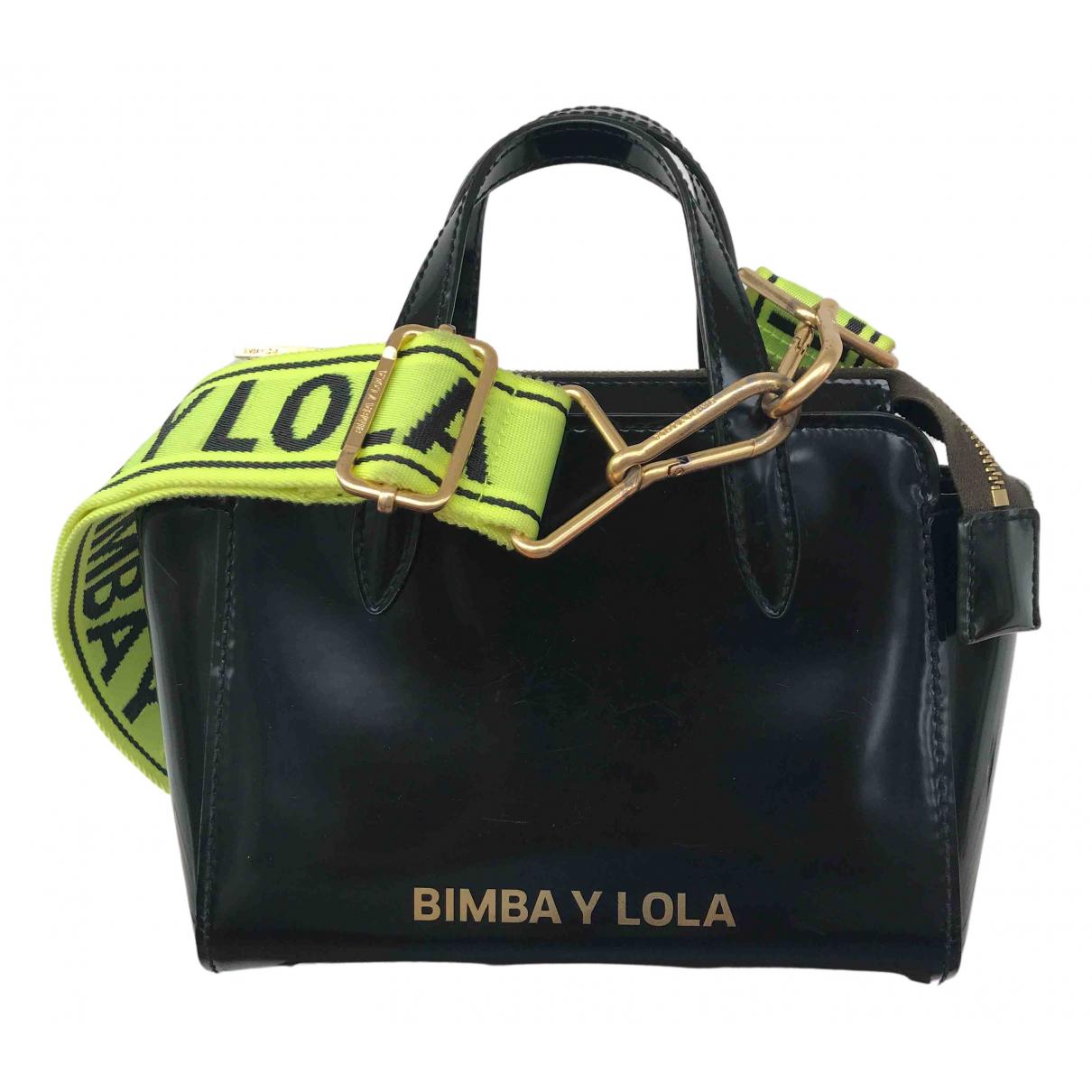 Bandolera de Charol Bimba Y Lola