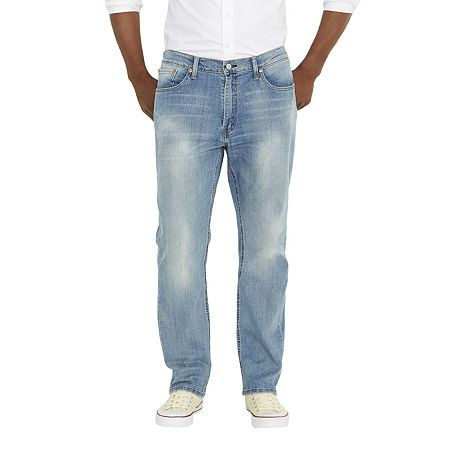 Levi's Mens 541 Tapered Athletic Fit Jean, 33 34, Blue