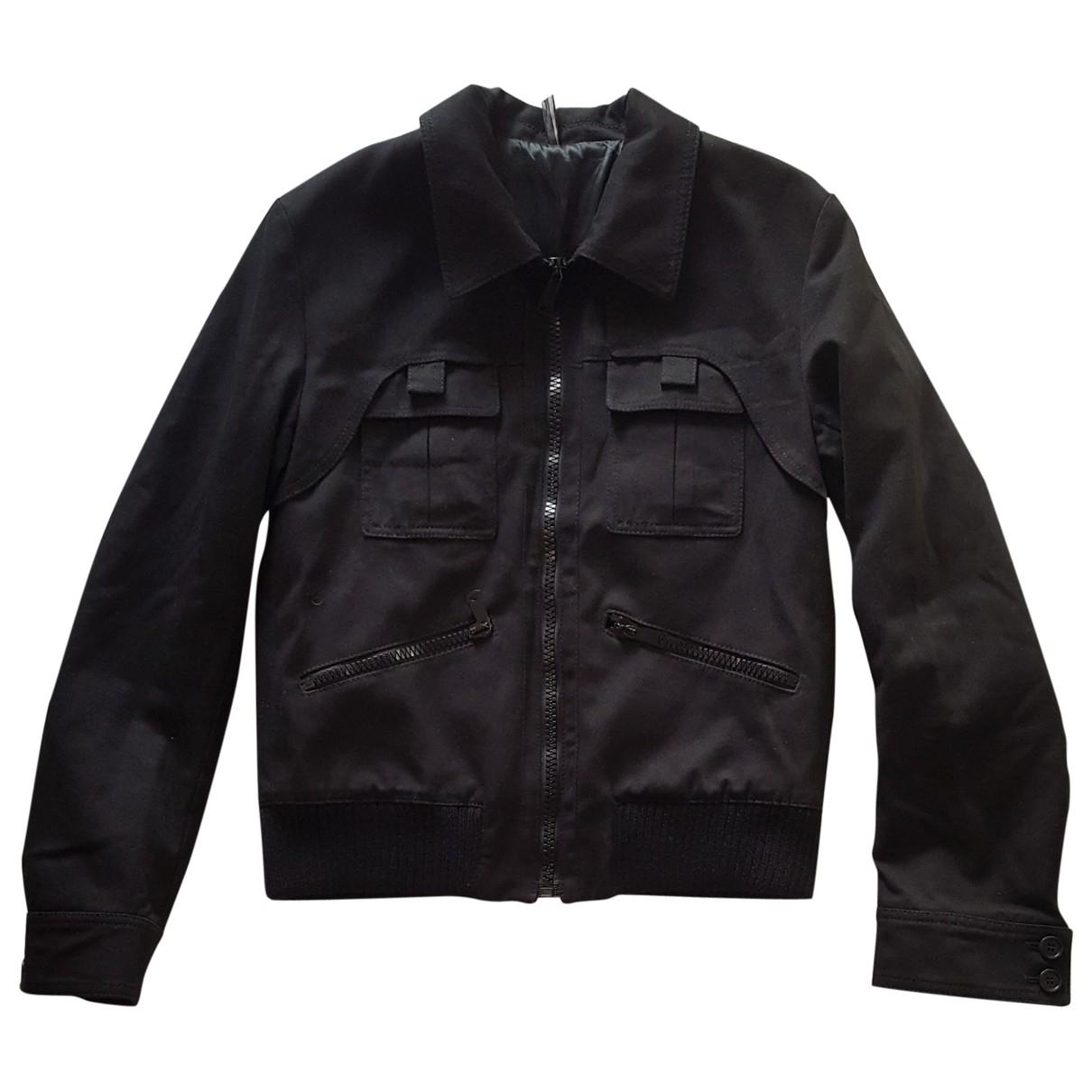 Dior Homme - Vestes.Blousons   pour homme en coton - noir