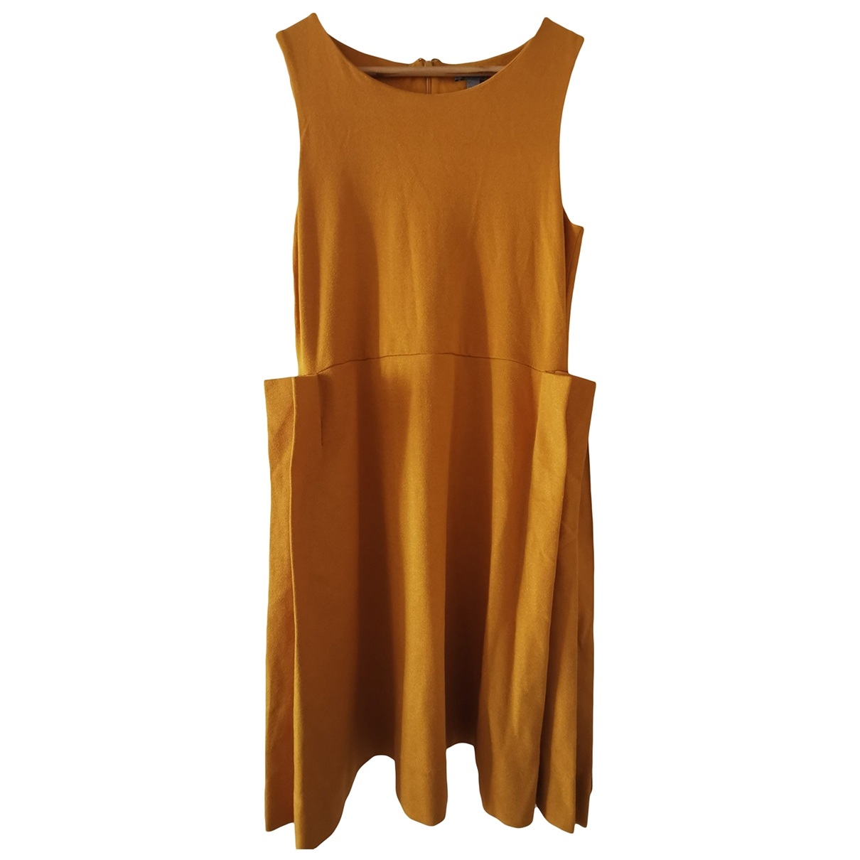 Cos \N Yellow dress for Women S International